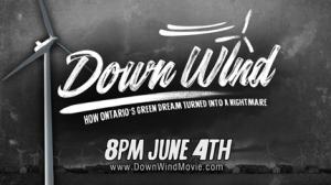 down-wind